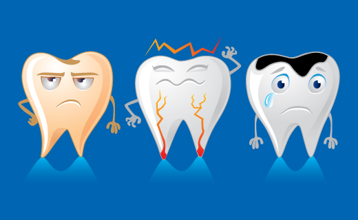 Don't Be So Sensitive! Try These Tips for Tender Teeth