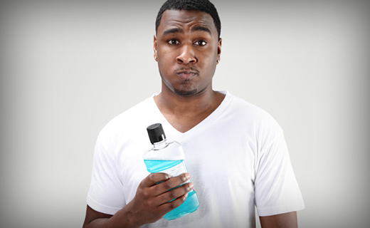 Mouthwash adds a hygienic punch after brushing and flossing