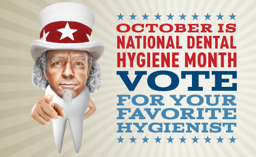 National Dental Hygiene Month Contest